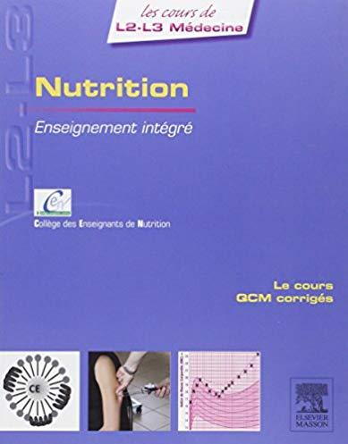 Nutrithérapie – bases scientifiques et pratique médicale – tomes 1 et 2