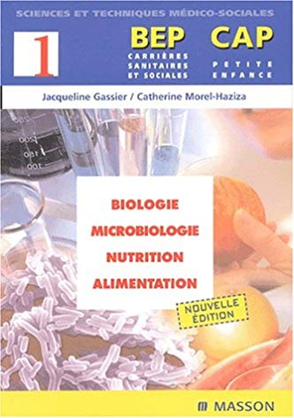 Biologie nutrition-alimentation : EP2/EP4, concours AS/AP