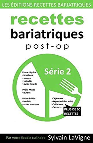 Recettes bariatriques post-op – série 2