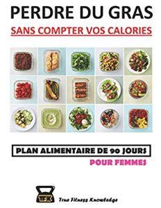 Perdre du gras sans compter vos calories : plan alimentaire de 90 jours (pour femmes)