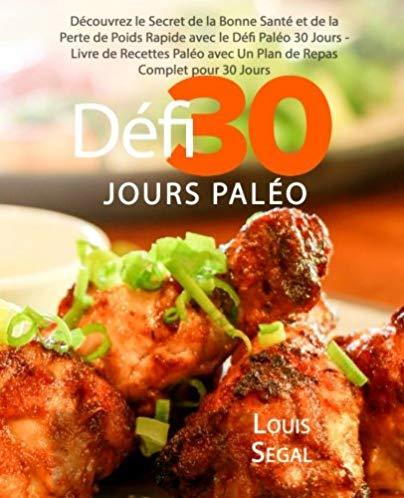 Paléo : défi 30 jours Paléo