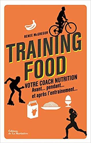 Training food. Votre coach nutrition avant, pendan