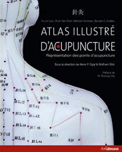 Atlas illustré d'acupuncture – Représentation des points d'acupuncture