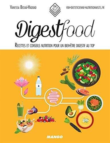 Digestfood : recettes et conseils nutrition pour un bien-être digestif au top