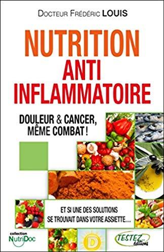 La nutrition anti-inflammatoire – douleur & cancer, même combat !