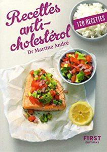 Le petit livre – recettes anti-cholestérol