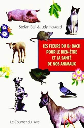 Les Fleurs du Dr Bach pour le bien-être et la Santé de nos animaux