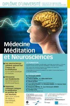 Livre médecine méditation et neurosciences