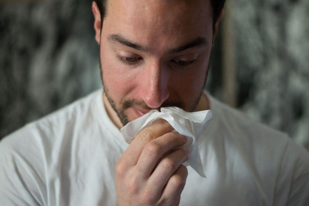 Que faire en cas d'allergie ?