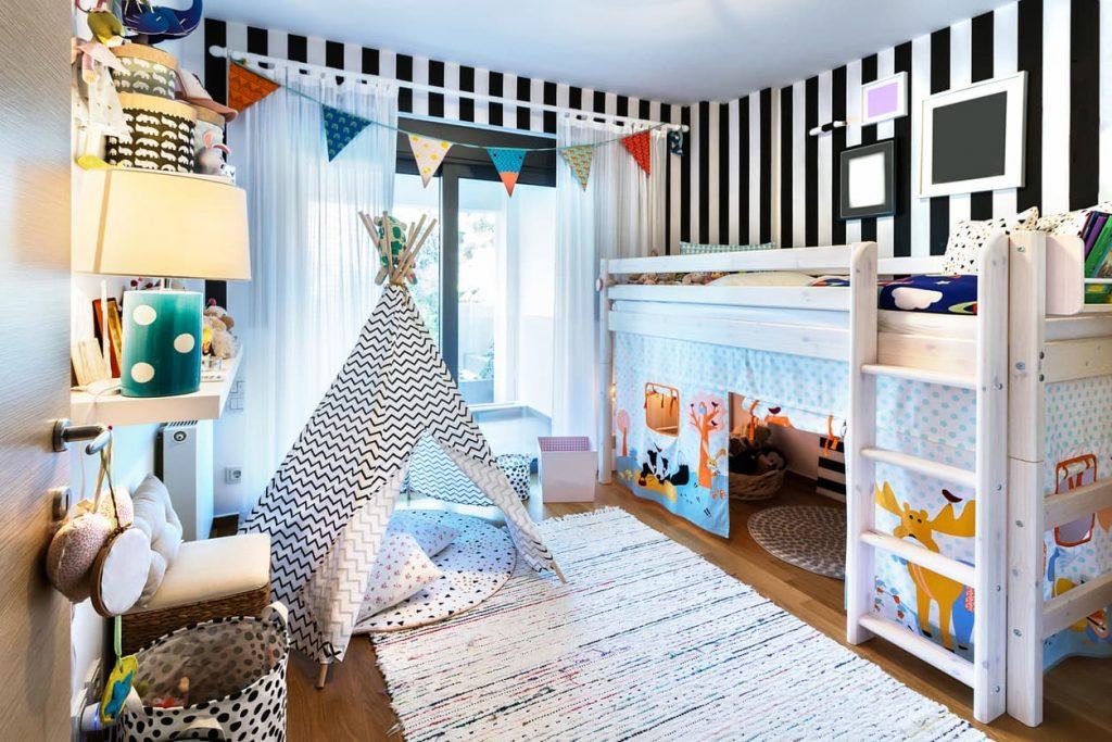 Chambre d'enfant : 5 astuces pour un espace cocooning