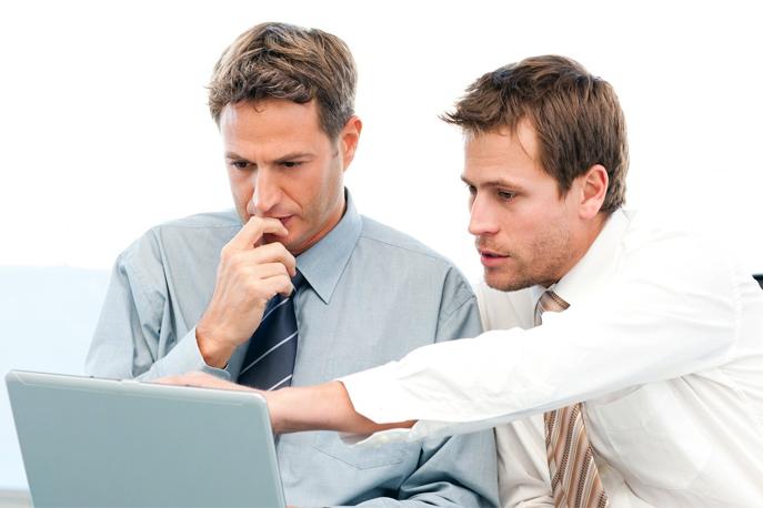 Coach d'entreprise lors d'une séance de conseils