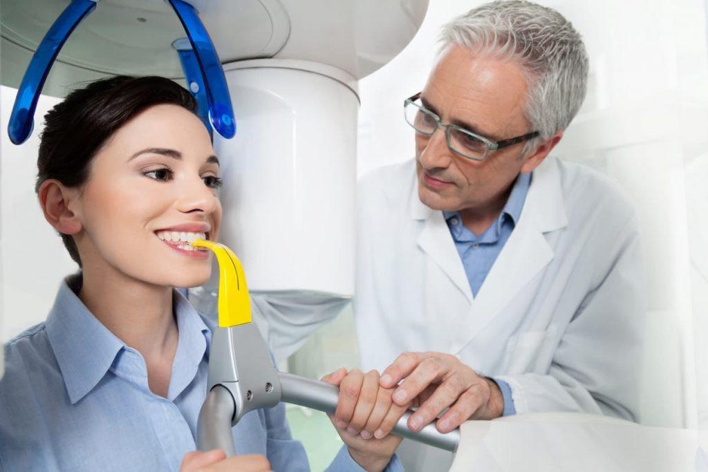 Comment le cone beam est-il utilisé par les dentistes ?