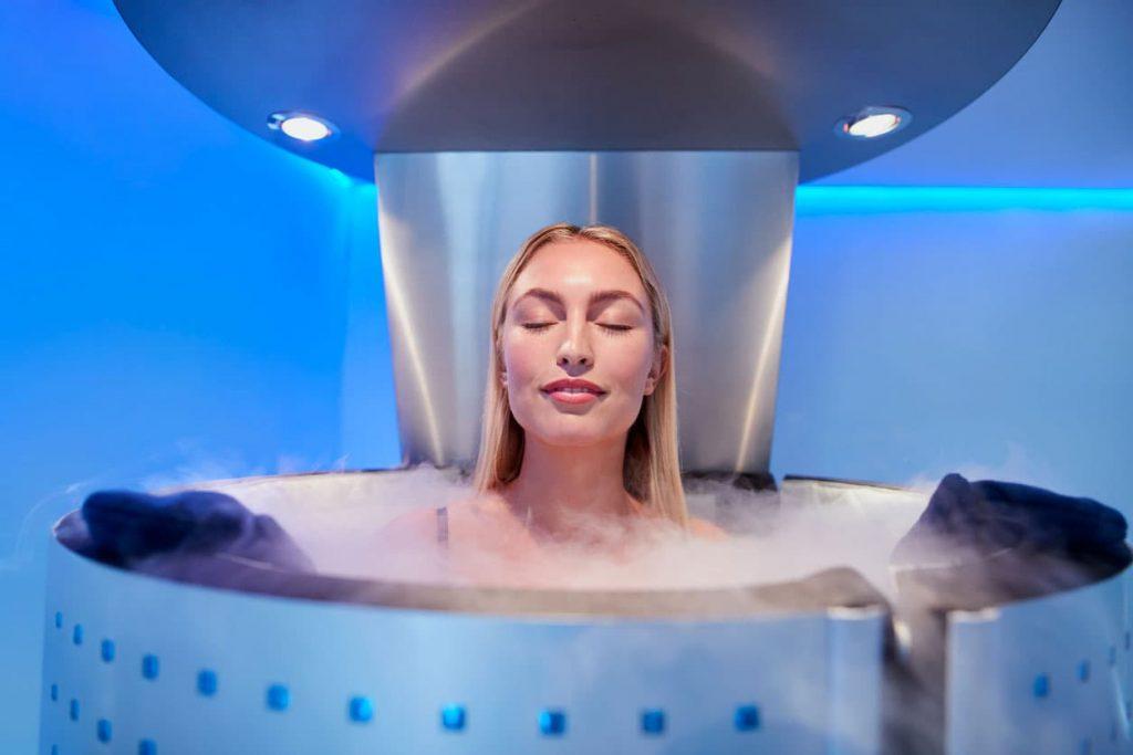Les bienfaits de la cryothérapie pour vos clients