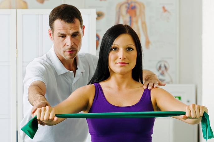 Soins apportés par un masseur-kinesitherapeute