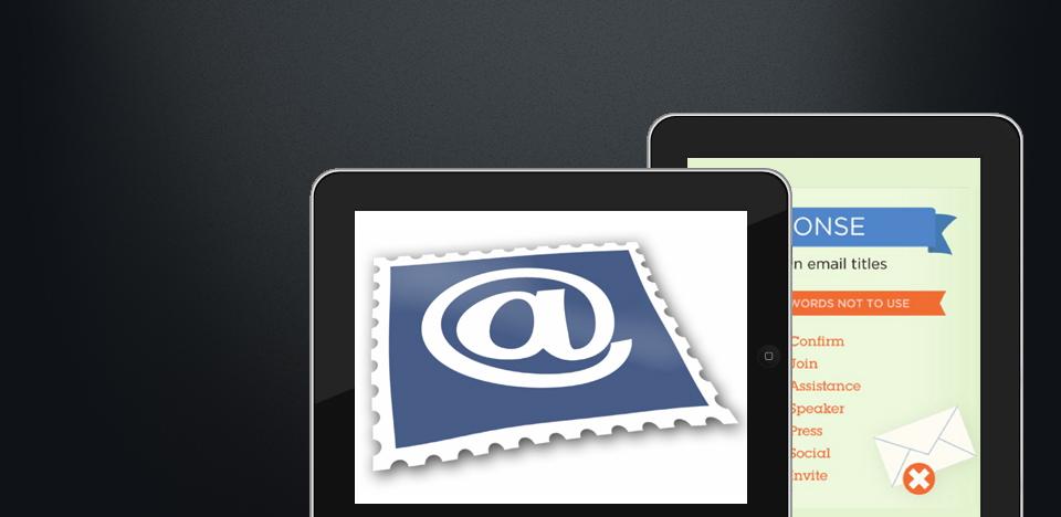 Trouver le bon objet du mail
