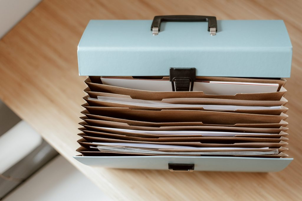 Astuce : rangez vos papiers administratifs en 6 étapes seulement !