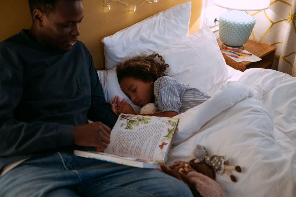 Sommeil de l'enfant : bien dormir et bien grandir