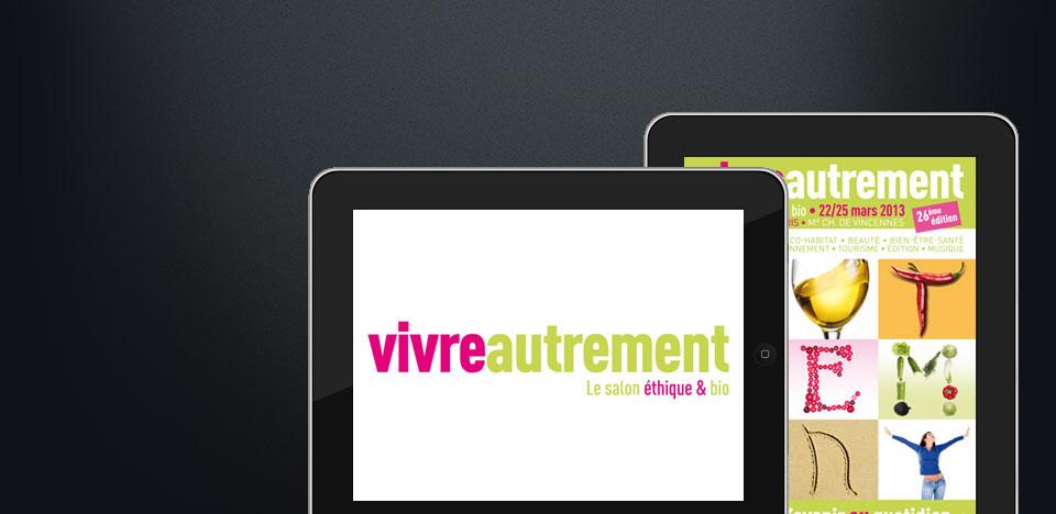Vivre Autrement, le salon éthique & bio à Paris